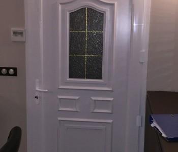 Portes PVC / Alu / acier